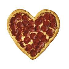 heartshapedpizza